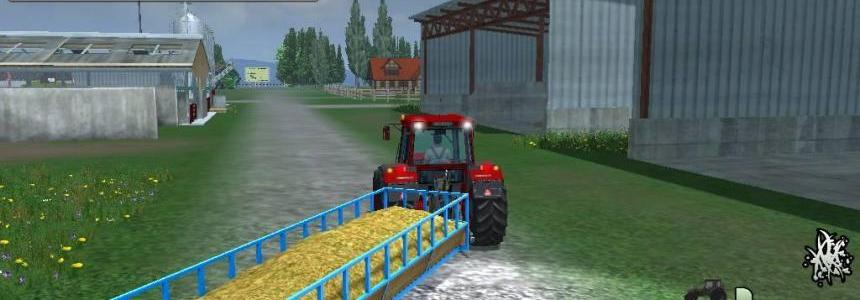 John Shepherd Feed Trailer v1.0