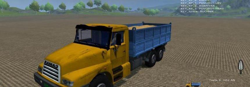 KAMAZ 4355 MULTIFRUIT V2.0