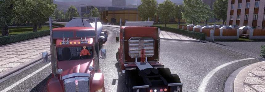 KENWORTH T660 (Traffic)