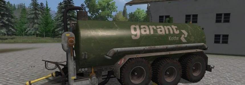 Kotte Garant VTR 25000 v1.0
