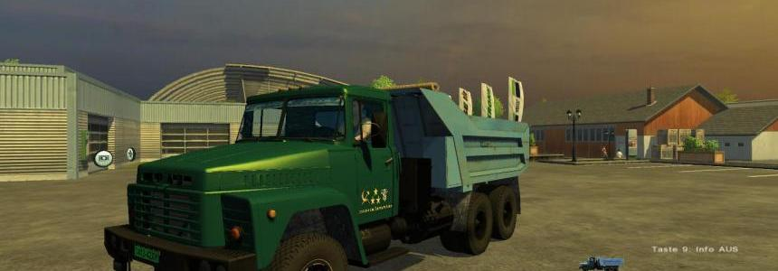 KrAZ 250 Multifruit