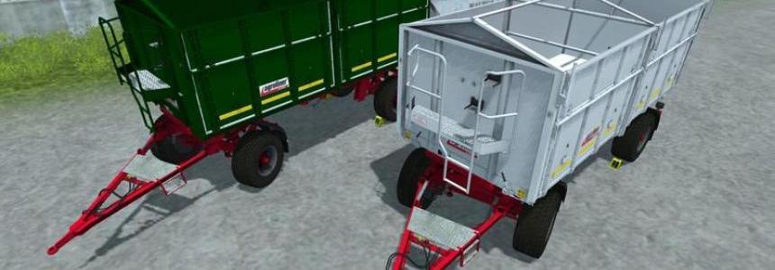 Kroger Agroliner HKD 302 v2.0 weiss