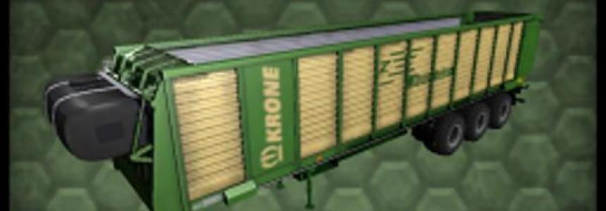 Krone trailer ZX550 v2