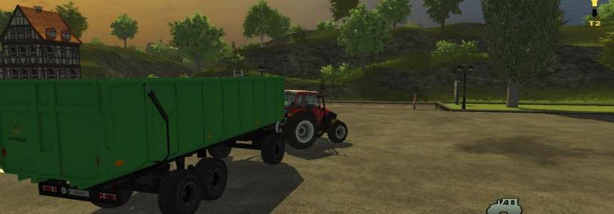 Laumetris trailer 20T v1.0