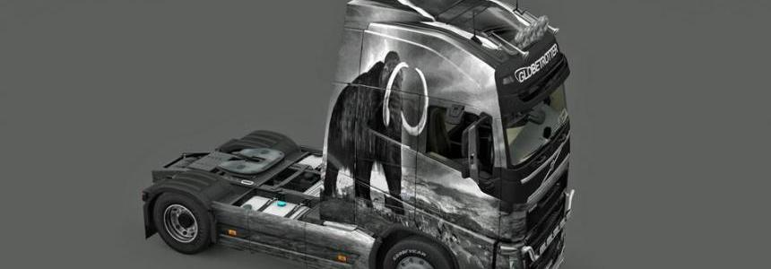 Mammoth for New Volvo