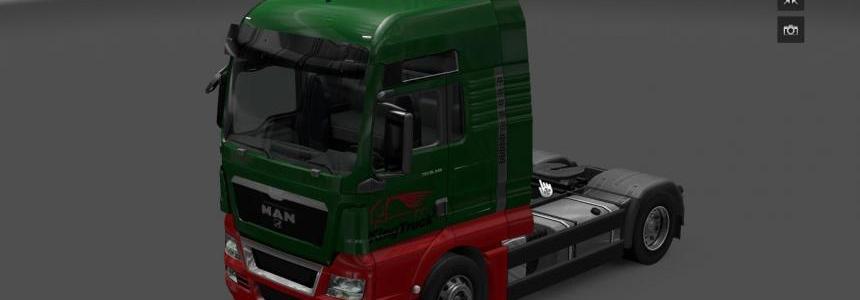 Man TGX King Truck