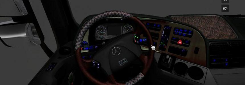 Mercedes MP3 NEW Interior