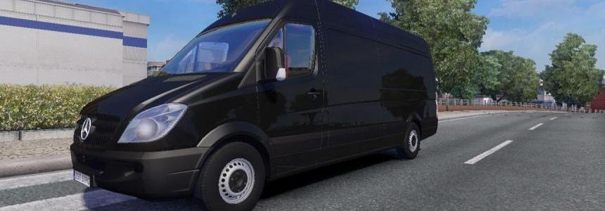 Mercedes Sprinter 2nd Generation Long Van