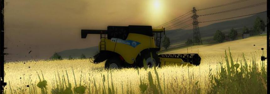 New Holland CR 9090 v2.1
