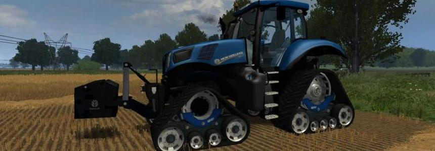 New Holland T8 420 Terra Trac v3.0 MR