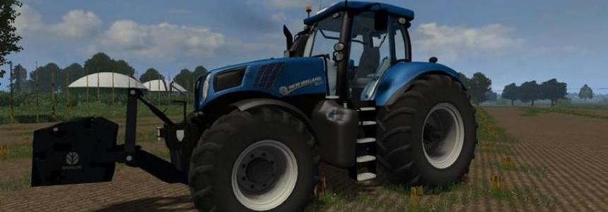 New Holland T8 420 v3.0 MR