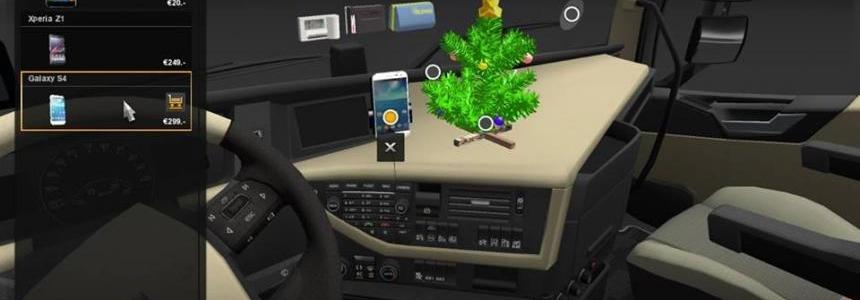 New Volvo FH Mega Tuning Mod