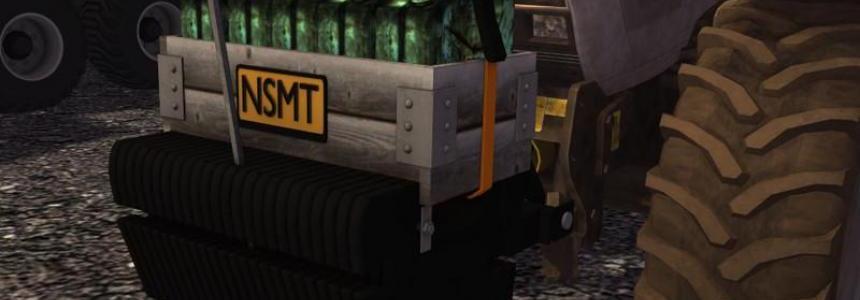 NSMT Weight v1.1