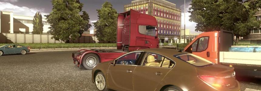 Opel Insignia AI Car v1.7.1