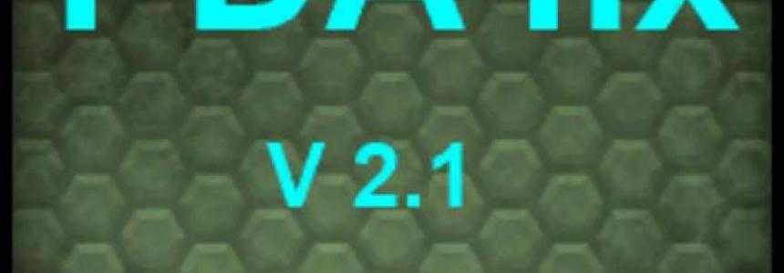 PDA Fix v2.3.3