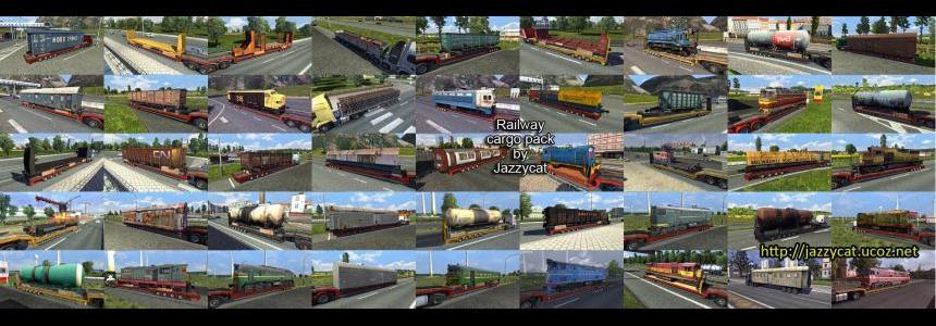 Railway cargo pack v1.1