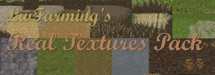 Real Textures Pack v1.0