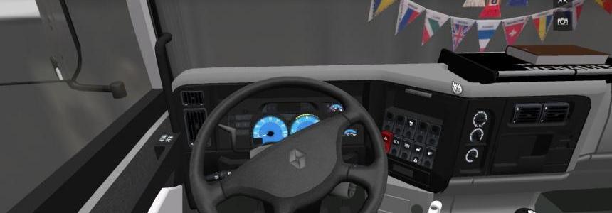 Renault Premium Old Interior