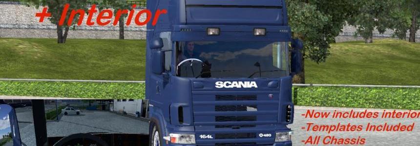 Scania 164L v2