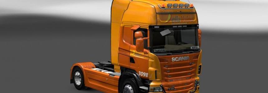 Scania Della Volpe Skin
