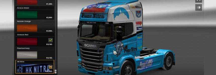 Scania HK Nitra