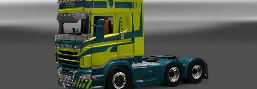Scania Paint v1.0
