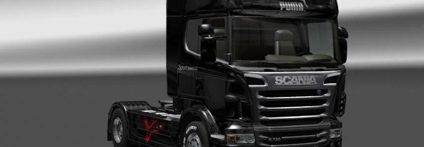 Scania PUMA skin