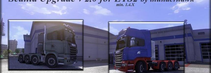 Scania R Upgade v2.0