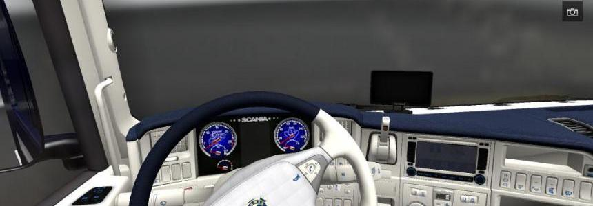 Scania R2008 Multimod Interior v3.0