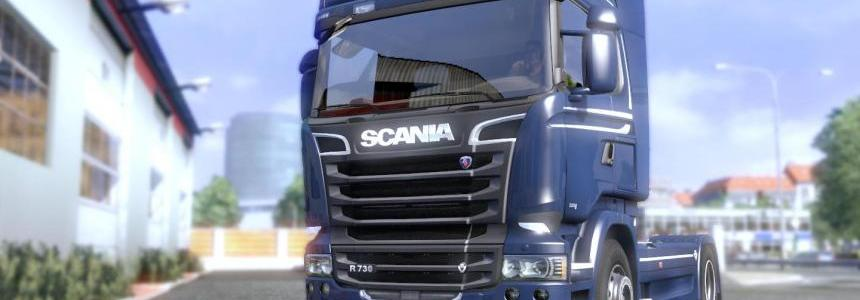 Scania Streamline beta on Steam