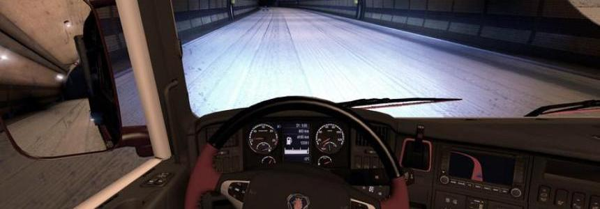 Scania Streamline Interior v1.0