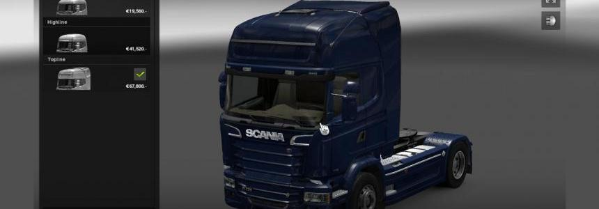Scania Streamline Rework V.01