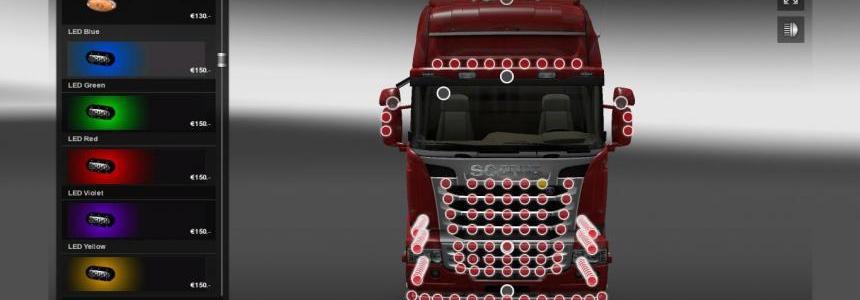 Scania Streamline tuning mod
