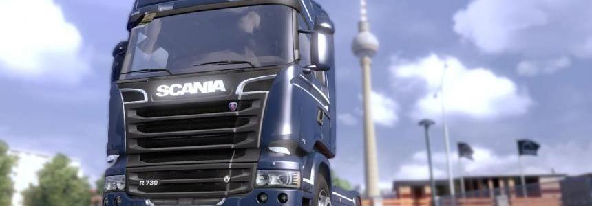 Scania Streamline update is ready now