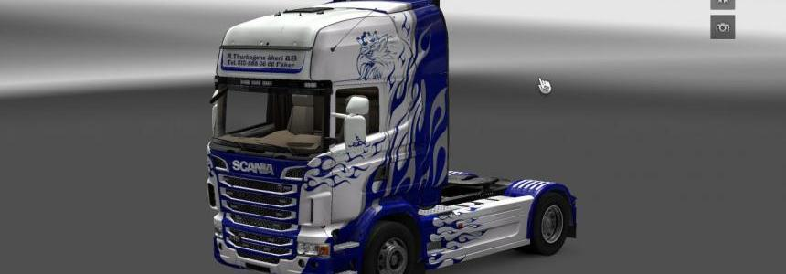 Scania The Thurhagens Duo Skin