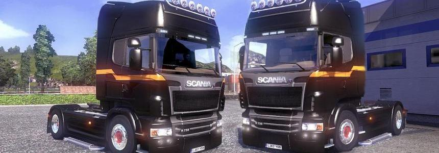 Scania Tuning 2009 by ETS2MOD