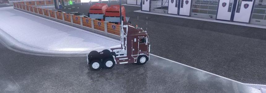 Skin Garage Scania