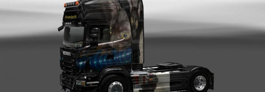 Skin Scania Dominik