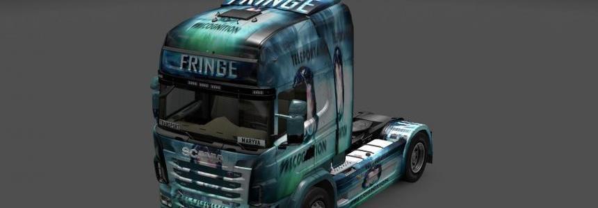 Skin Scania Fringe
