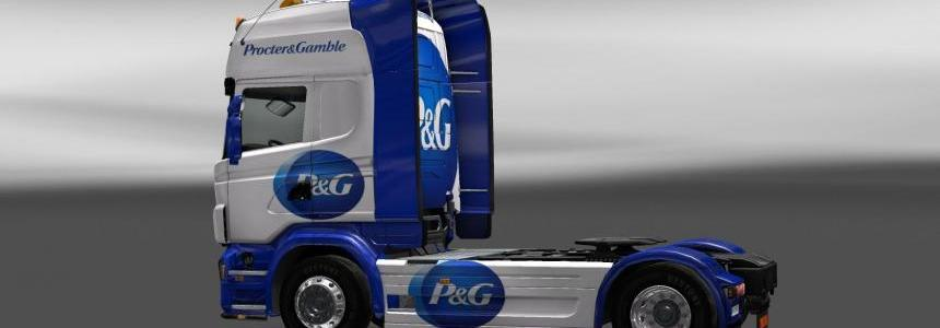 Skin Scania Procter & Gamble