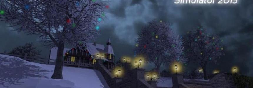 Snow Map v1.0
