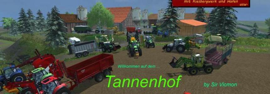 Tannenhof v2.2 Insel