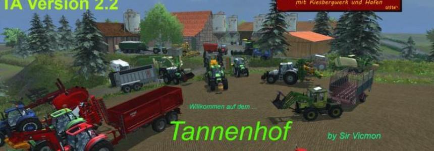 Tannenhof v2.2 Spielstand retten