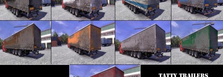 Tatty Trailer Skin Pack By Millsyb