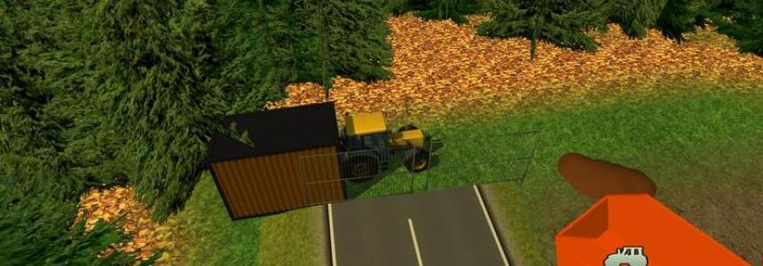 Terrain autumn leaves v1.0