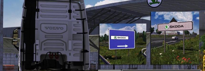 True Škoda logo