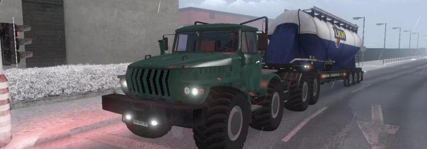 Ural 43202 v1.0
