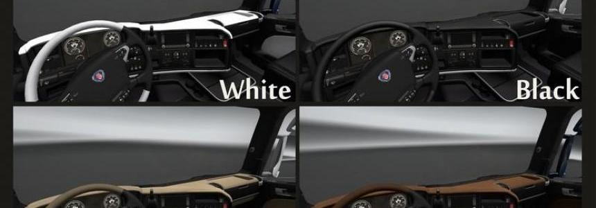 V8 Style Interior