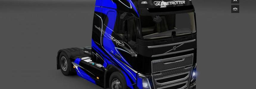 Volvo FH 2013 Racing skin