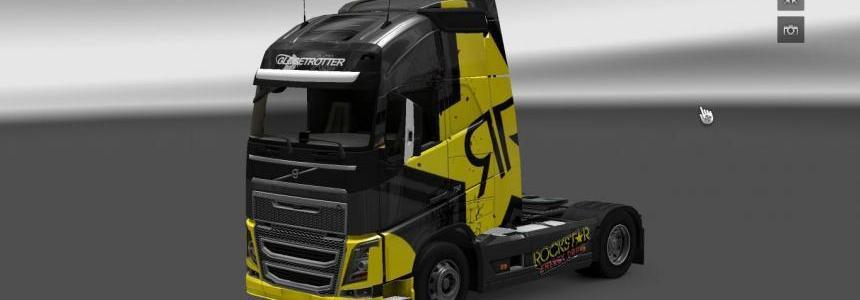 Volvo FH Rockstar Energy